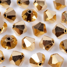 Balao Preciosa art. 451 69 302 Cristal Aurum 2x 4mm