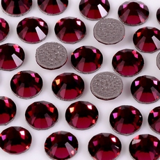 Strass Chaton Viva 12 Preciosa art. 438 11 612 HF Ruby SS20 4,60mm