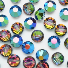 Disco Swarovski art. 5100 Cristal Vitrail Medium 6mm