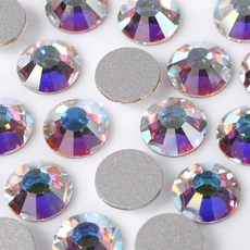 Strass Chaton Viva 12 Preciosa art. 438 11 612 NO HF Cristal Aurora Boreal New SS48 10,95mm