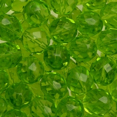 Cristal Preciosa Ornela Light Peridot Transparente 50200 4mm